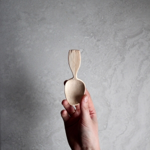 Sweet little sycamore spoon
