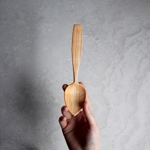 Long alder spoon 2